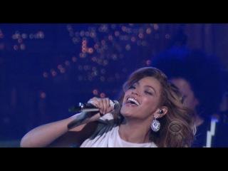 Beyonce - Halo (Live Letterman Shou 2009)
